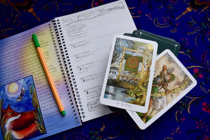 Brief Introduction of Tarot Cards