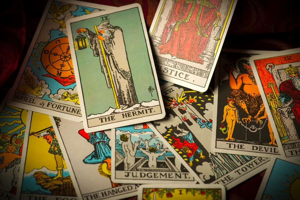 TAROT READING Archives - Wiggy Flowers